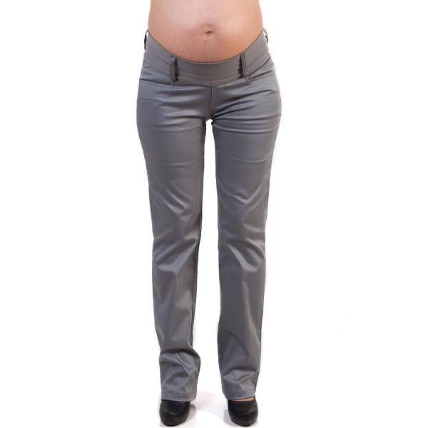 Pantalon De Oficina Para Embarazada Under The Belly Satin Athina Mathernity