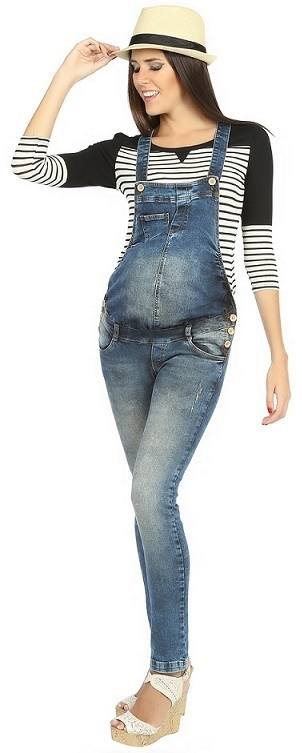 1812-05 overol Corina-denim str 1