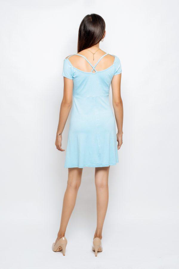 2028-06 vestido materno Juliana-visc sólida (1)