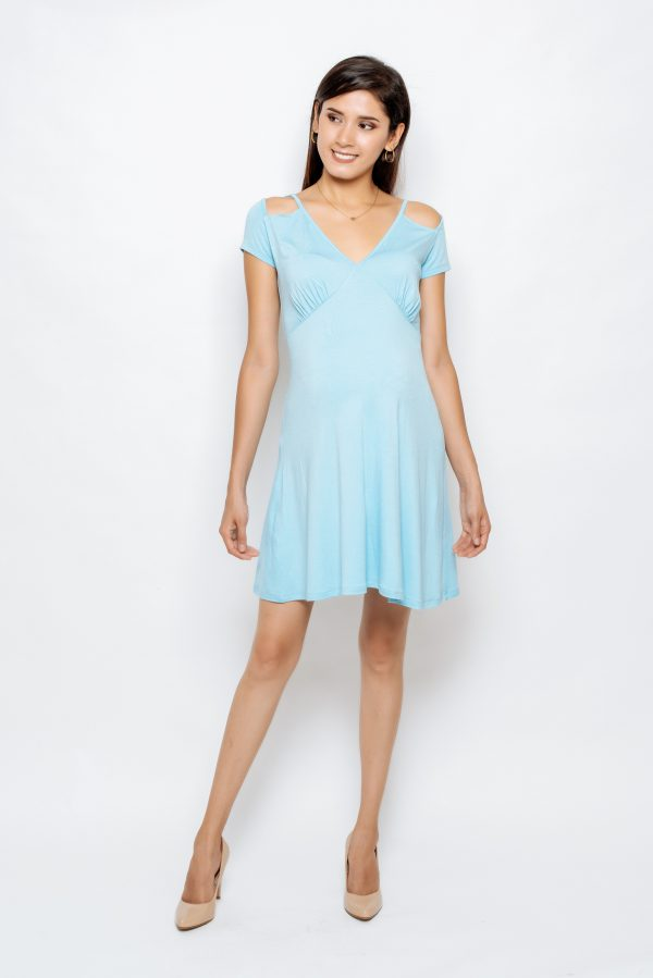 2028-06 vestido materno Juliana-visc sólida (3)