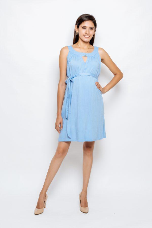 2032-06 vestido materno Hilda mcero-rayon (2)