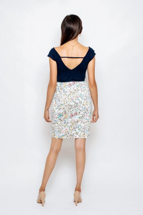 2045-06 vestido materno Lara-satin estamp-visc (1)