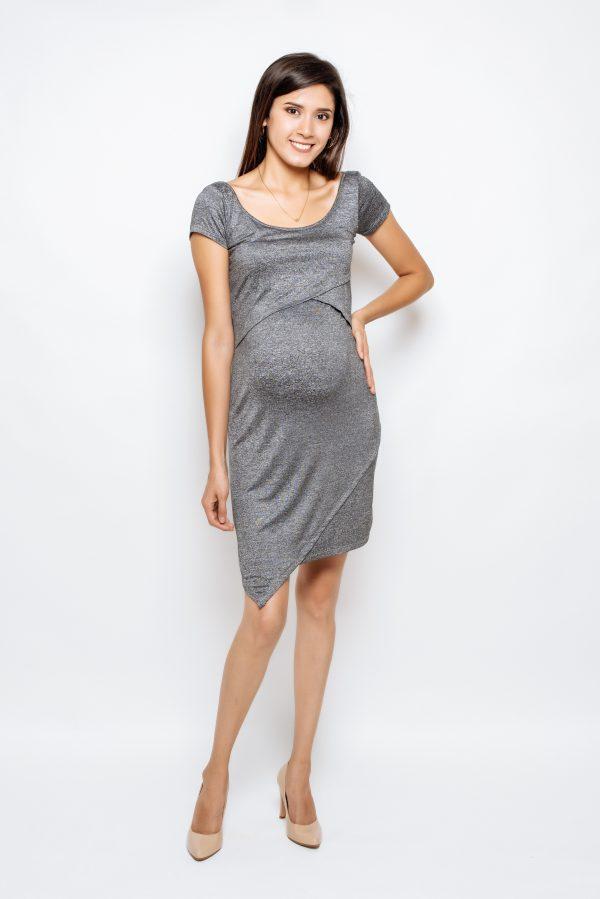 2049-06 vestido materno-lactancia Laurentina-Natalia plain-fm (3)