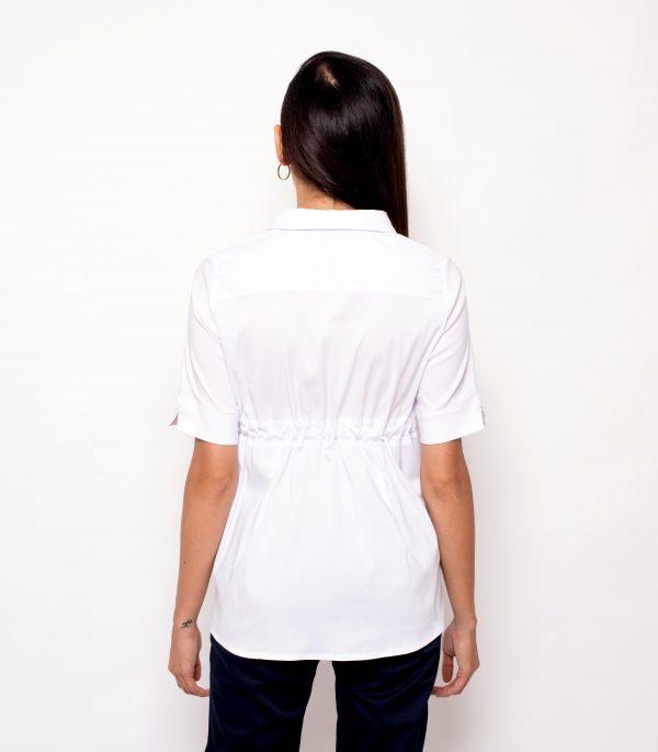 Blusa de vestir materna Kit m corta (2)